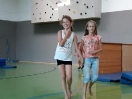 Die betreute Grundschule turnt beim TVE 2018